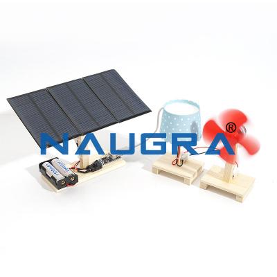 Educational Solar Panel
