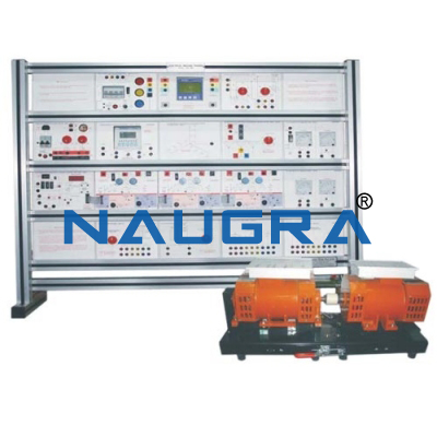 ELECTRICAL MACHINE EXPERIMENT TRAINER