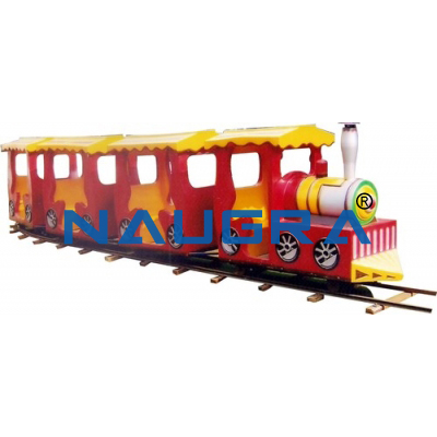 Toy Train for Amusement Parks
