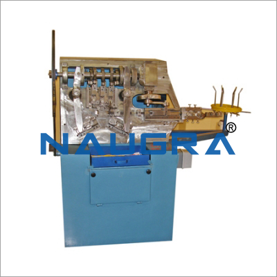 Automatic Jem Clip Making Machine