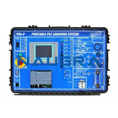 Portable AC Variable Frequency Drives Troubleshooting Learning System