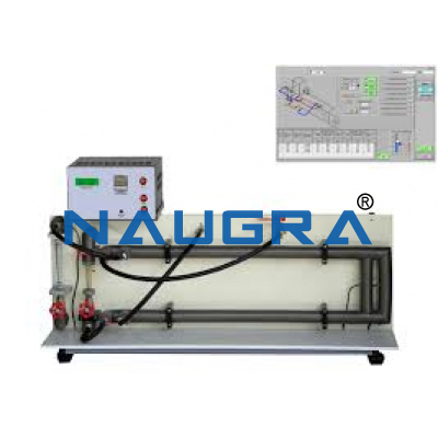 Computerized Heat Exchanger Bench Top Study Unit