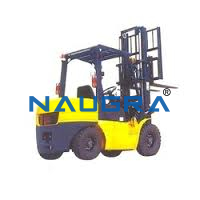 Diesel Engine driven Forklifts