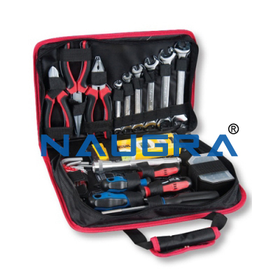 Auto Repair Tool Set With Tool Box Small