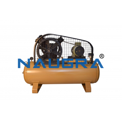 AIR COMPRESSOR 5 HP COME WITH AIR DRYER