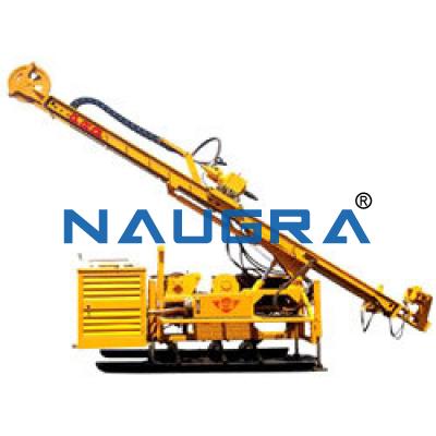 Crawler Core Drill