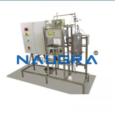 Chemical Reactor Process Trainer with PLC