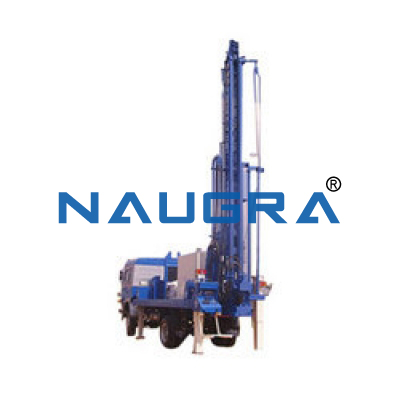 Water Drilling Rigs for tube / bore well