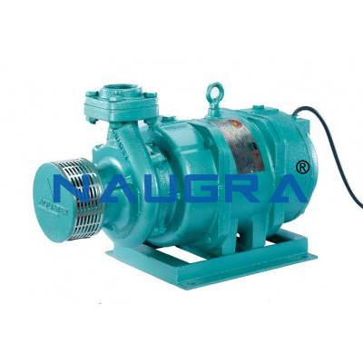 Optional Water Pump