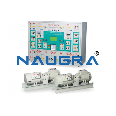 Electrical Machine System Power Electronics