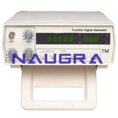 FUNCTION GENERATOR (MAX : 25 MHz