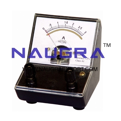 Moving Iron Meter 2.5 A