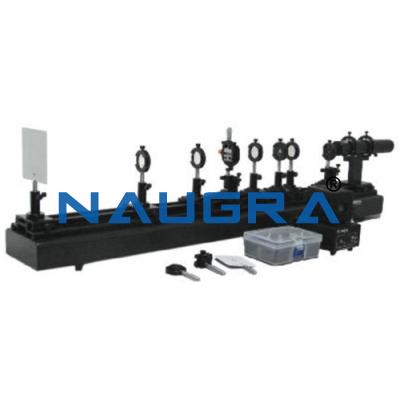 Lens Aberration and Fourier Optics Kit
