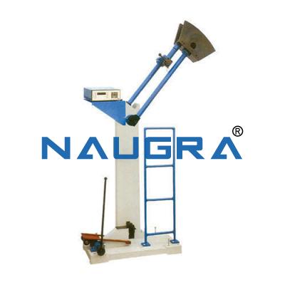 Impact Testing Machine Strength of Materials