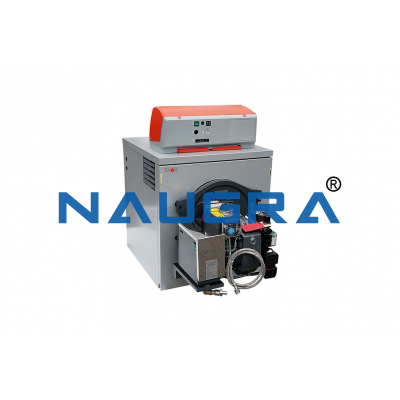 Instantaneous Electric Boiler for Steam Production