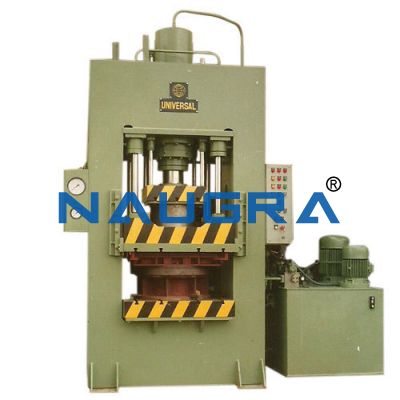 Blank Holder Type Deep Drawing Hydraulic Presses