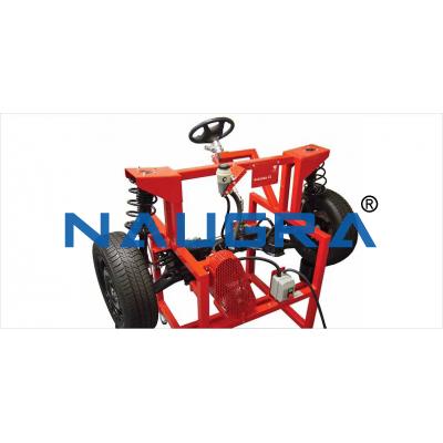 Suspension Steering And Brake Program