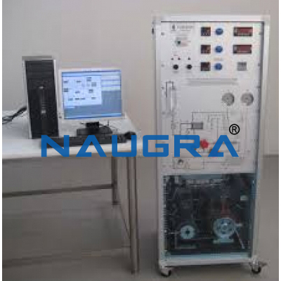Computerized Low Temperature Refrigeration Unit