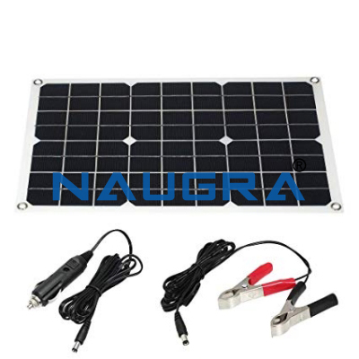 Solar Energy Computer Interface