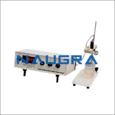 Electronic pH meter