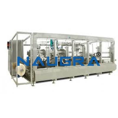 I.V. Fluid Manufacturing Line