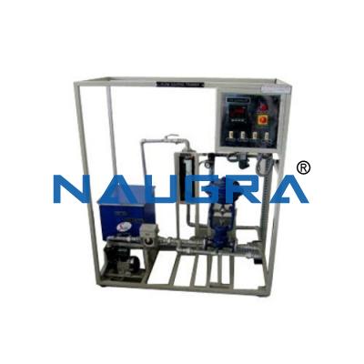 Flow meter trainer