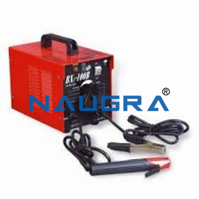 Electrode welding machine