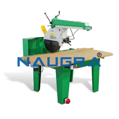 Radial Cross Cut Circular Saw Machine