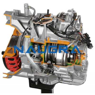 CVT Gear Box ( Cut model )