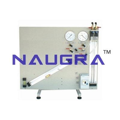Pressure Measurement and Calibration Apparatus
