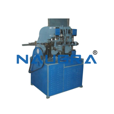 Automatic Paper Pin Making Machine