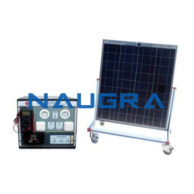 Lamps For Photovoltaic Solar Trainers