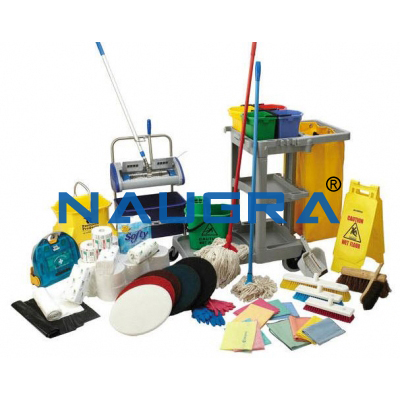Supply of materials and Equipments