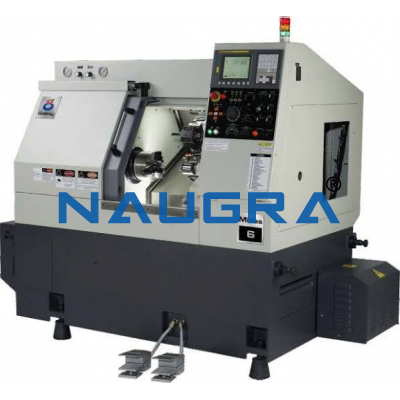 CNC Machine Operator Program FANUC Based Interface