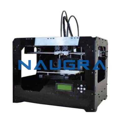 3D RAPID PROTOTYPING MACHINE
