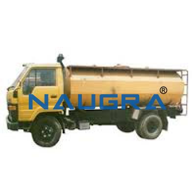 Tankers - Water / Oil / Milk / Chemicals