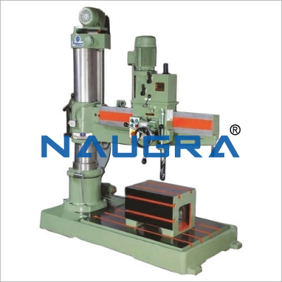 All Geared Autofeed Universal Milling Machine
