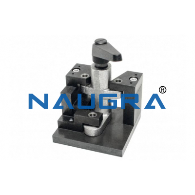 Drilling Jig For A Casting