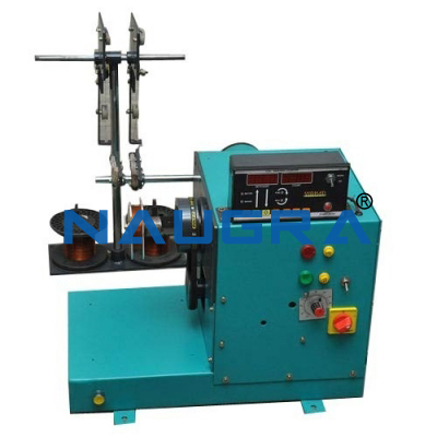 Coil Winding Machines Equipments