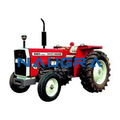 Tractor assembly plant