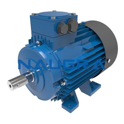 Motor Driven Power Supply