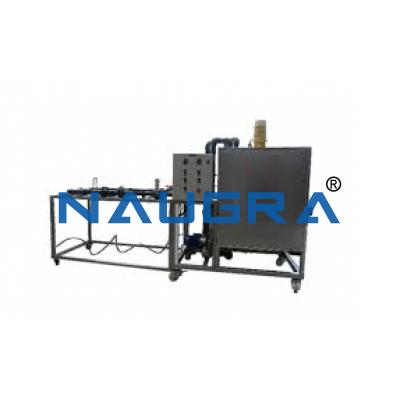 Cathodic Corrosion Protection Training Plant