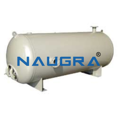 Collection & storage of raw water from source