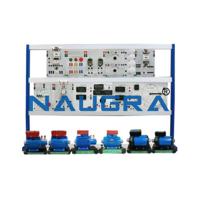 Basic Electrical Machines Learning System