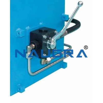Two Way Hydraulic Valve