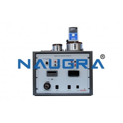 Temperature Measurement And Calibration Apparatus