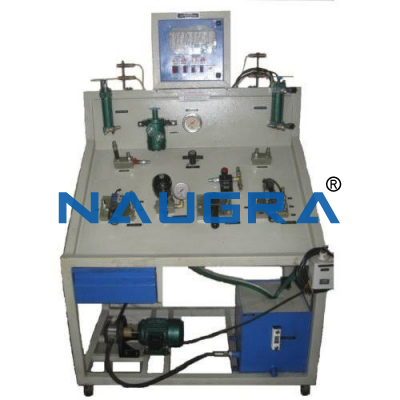 Electro Hydraulic Trainer PLC Based