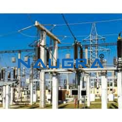Sub stations for Industrial electrification