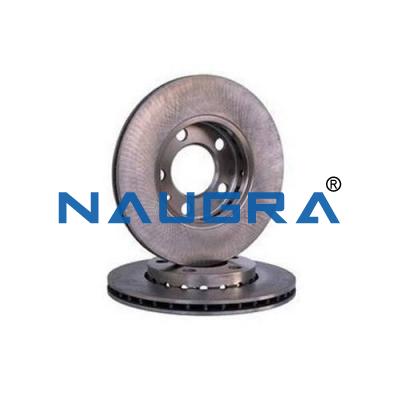 Disk brake Cutway