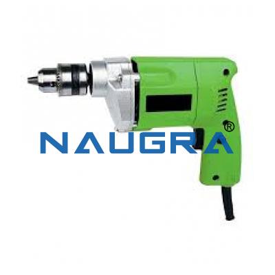 Hand drilling machine